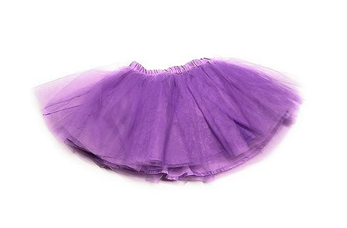 Amazon.com: Gymboree bebé Girls Purple Tutu Falda, Púrpura ...
