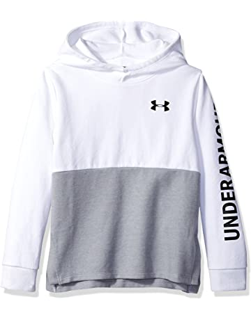 25e33baabb01f5 Under Armour Girls Double Knit Hoodie