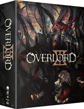 Amazon com: Overlord III: Season Three [Blu-ray]: Chris Guerrero