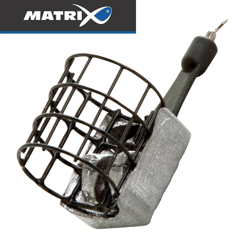 1 Futterkorb Feederangeln Feederkorb Fox Matrix Mini Swivel Caged Feeders