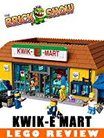 LEGO Simpsons Kwik-E-Mart Review (71016)