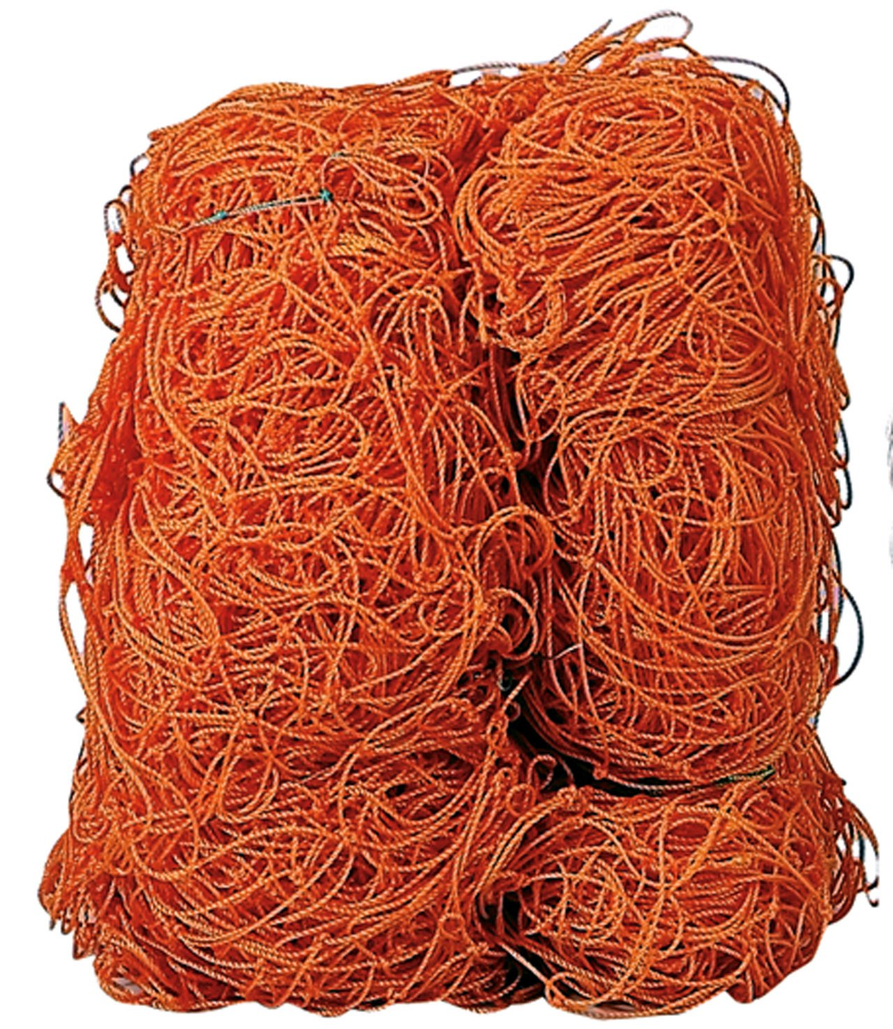 Markwort Soccer Goal net-1ペア B001UI9ZQ6 2-mm|オレンジ オレンジ 2-mm