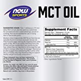 NOW Sports Nutrition, MCT