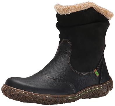 Bottines et boots El Naturalista Nido Ella N758 pour Femme Waldläufer Trotteurs Noir 8½ Bottines et boots El Naturalista Nido Ella N758 pour Femme kJykr7eD