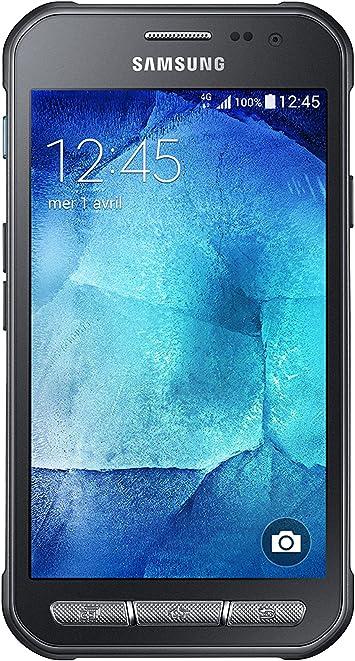 Samsung G389F Smartphone Libre 4G (Pantalla: 4,5 Pulgadas – 8 GB – Micro-SIM – Android) Plata Oscuro- Versión Extranjera: Amazon.es: Electrónica