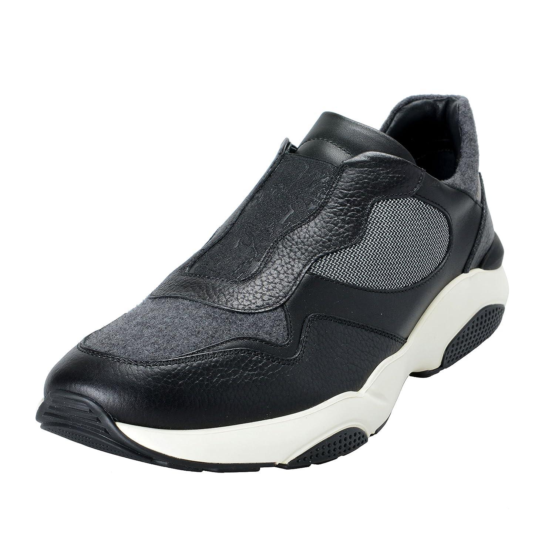 Salvatore Ferragamo メンズ gherardoファッションスニーカーの靴 B077NHLPXF