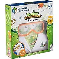 Learning Resources LER3821 Beaker Creatures Lab Gear, Lab Coat & Glasses
