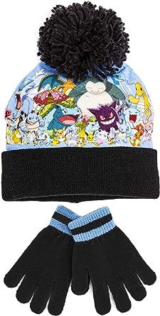SALE Crochet Pokemon Pokeball Hat, Pokeball Fingerless Gloves ... | 445x225