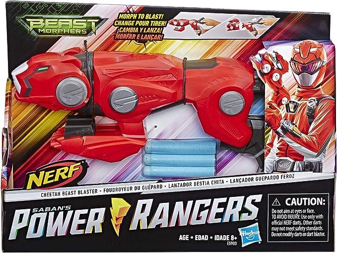pistola giocattolo power rangers anni 90