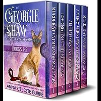 Georgie Shaw Cozy Mystery Series: Books 1-5 (English Edition)