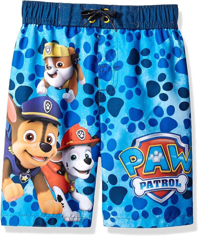Boys Paw Patrol Swim SetPaw Patrol Swimming CostumePaw Patrol Bathers