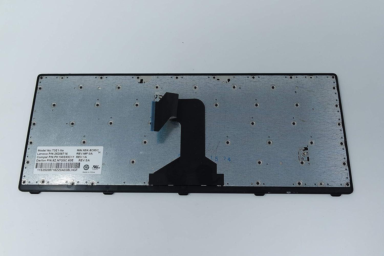 Tastiera Keyboard Layout Italiano per Lenovo IDEAPAD S405 CHICONY MP-11K9 25208596