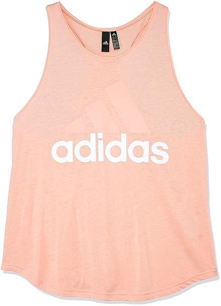 da289041b60fff adidas Ess Lin Lo, Maglietta Donna: Amazon.it: Abbigliamento
