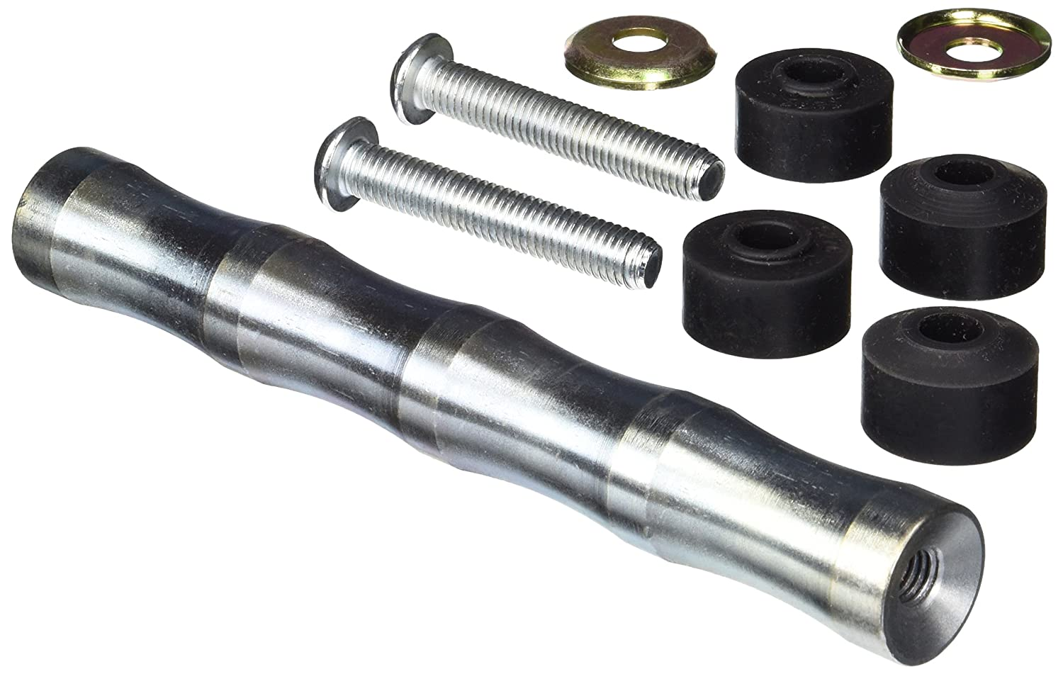 Fabtech FTS1127 Stainless Steel Sway Bar End Link with Hardware 4.3130R