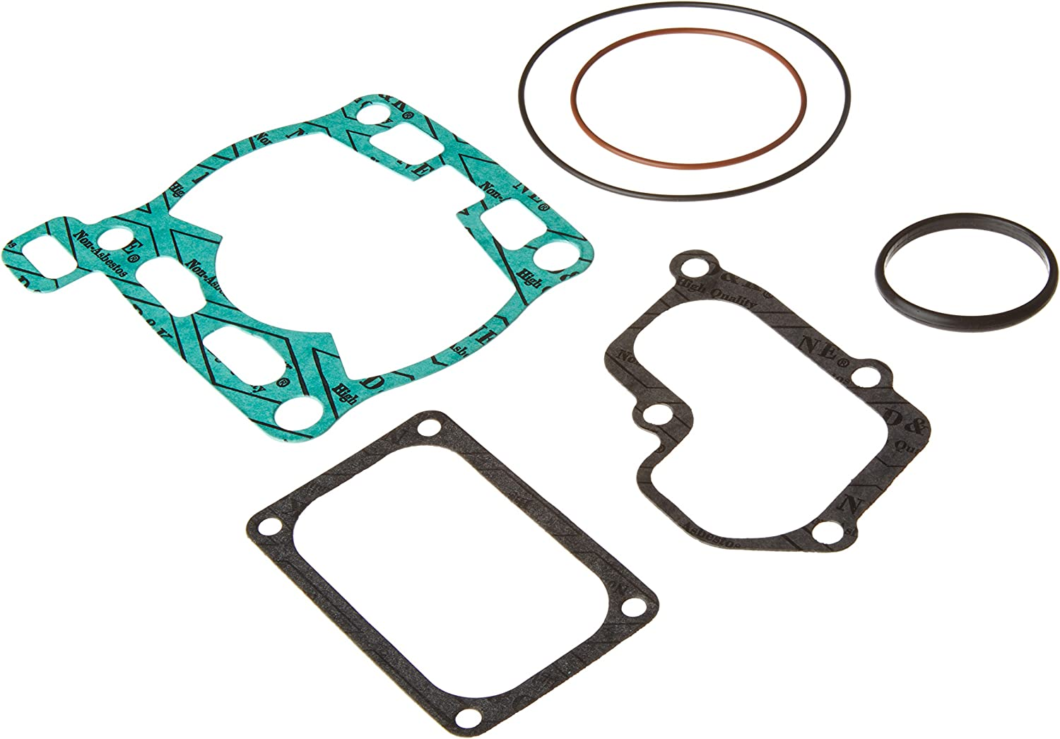 04-07 New Vertex Top End Gasket Kit Compatible with//Replacement for Suzuki RM 125 860VG810550
