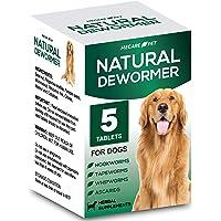 Natural Dewormer for Dog | Health Supplements Dewormer Alternative | Advanced Formula | Works for Puppy, Small, Medium…