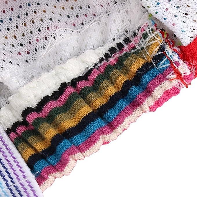 Amazon.com : eDealMax Mezclas de algodón Para mascotas Sanitaria bragas de la ropa Interior Ropa De Perro Perro de pañales Pantalones L Rojas : Pet Supplies