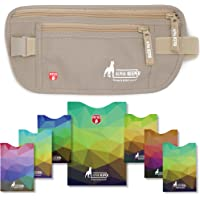 Alpha Keeper RFID Money Belt for Travel