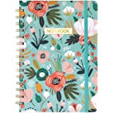 "Ruled Notebook/Journal - Lined Journal with Premium Thick Paper, 8.4"" X 6.25"", College Ruled Spiral Journal/Notebook, Banded"