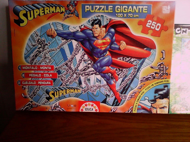 Puzzle Gigante Superman