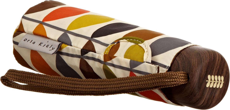 Multicolore - Taille Unique Femme Multi Stem Print Orla Kiely by Fulton Parapluie