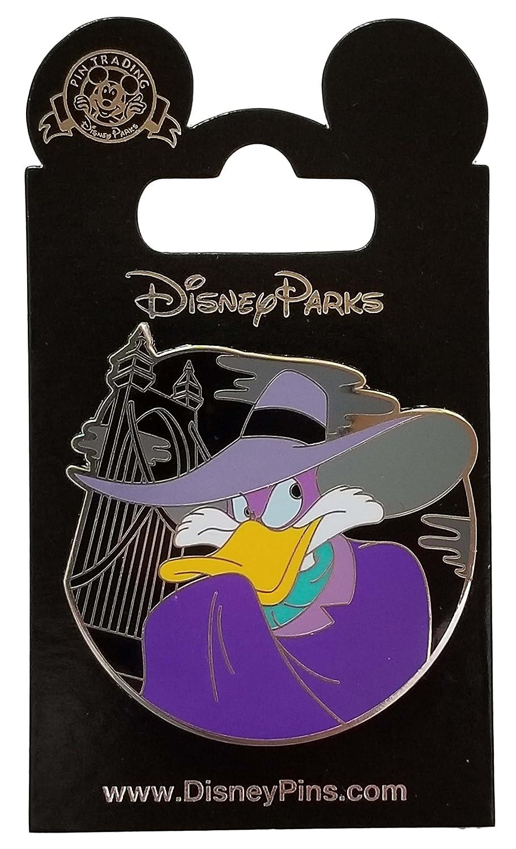 Disney Pin - Darkwing Duck with Bridge