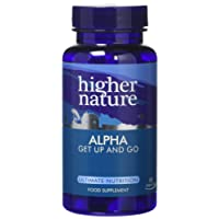 Higher Nature Alpha Capsules Pack of 90