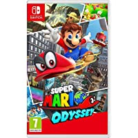 Super Mario: Odyssey (Nintendo Switch)