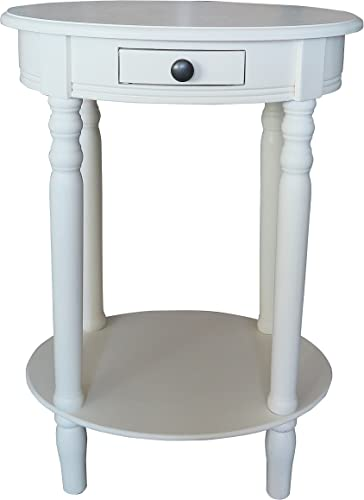 Urbanest Woodbury Oval Accent Table