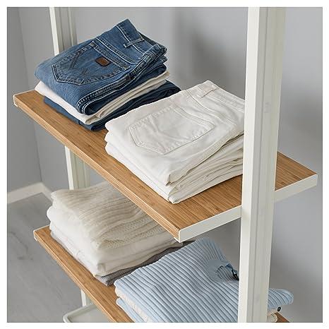 IKEA elvarli - Estantería de bambú: Amazon.es: Hogar