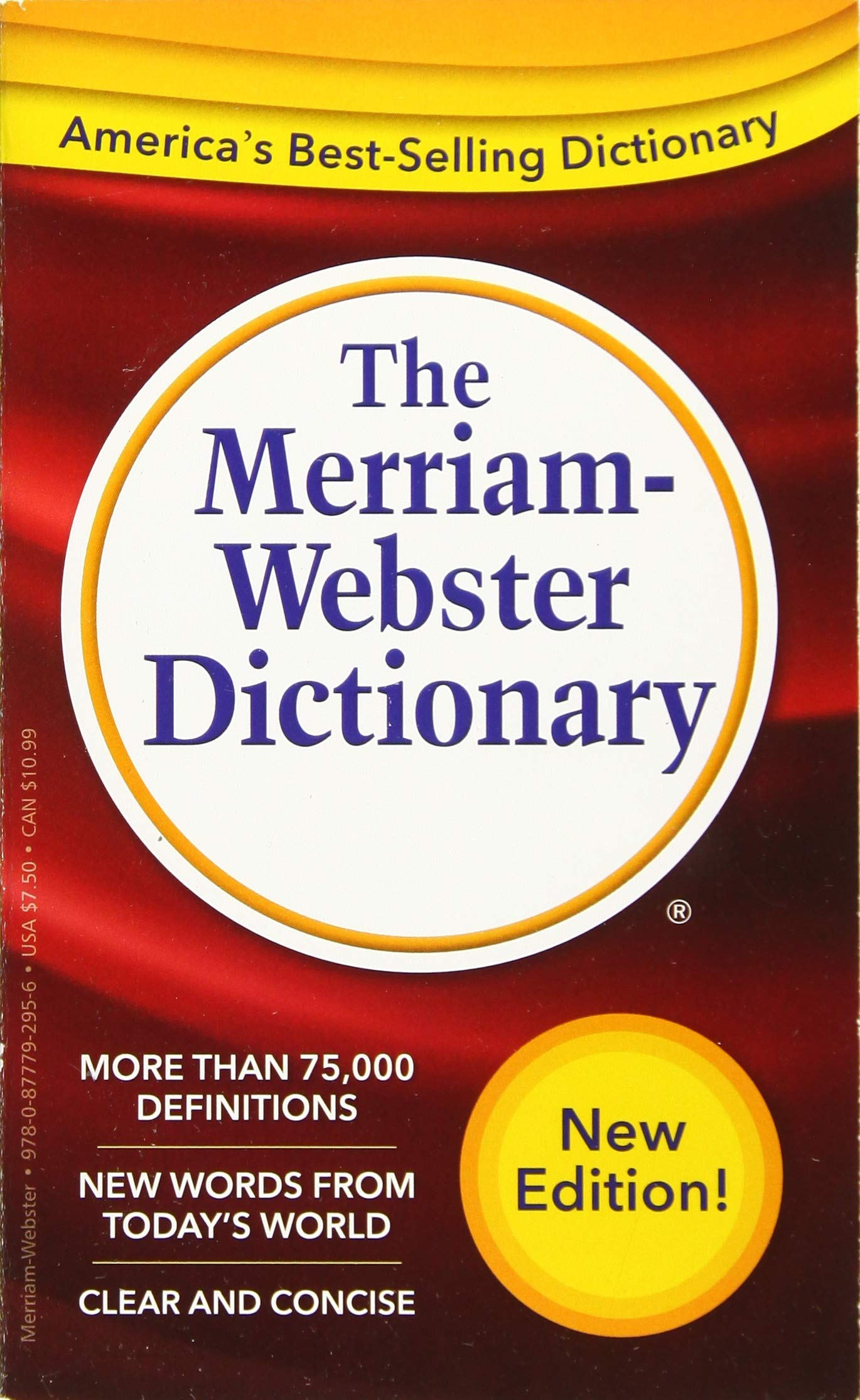Merriam-Webster Dictionary ...