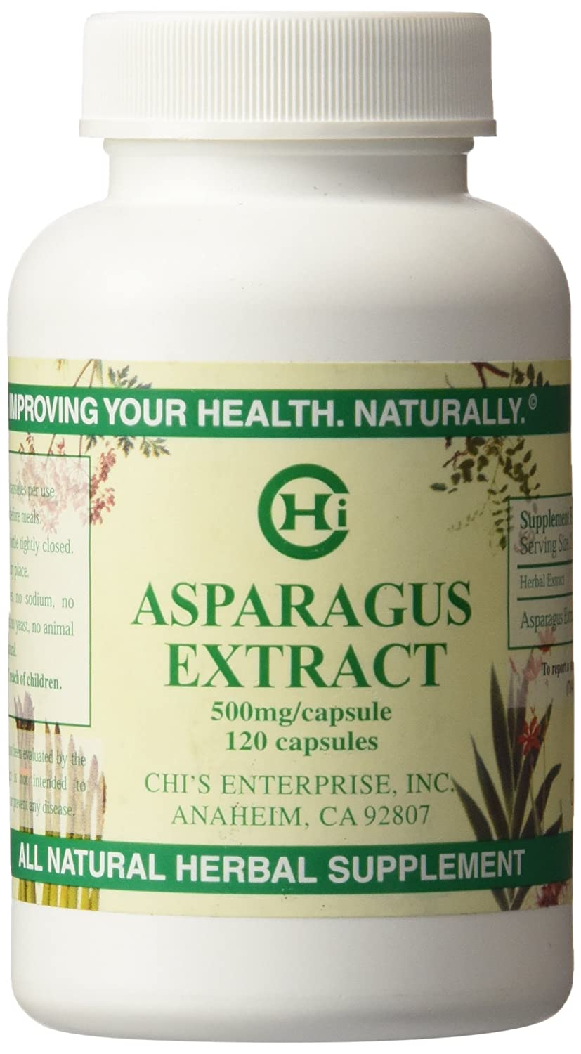 Asparagus Extract 120 Caps by chi-enterprise