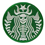 Halloween Funny Dead Skull Mermaid Zombie Skeleton