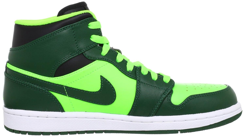 e0f4656de4c Amazon.com | Jordan Nike Air 1 Mid Mens Basketball Shoes | Basketball