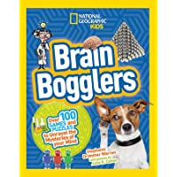 Brain Bogglers: Over 100 Games and Puzzles to Reveal the Mysteries of Your Mind