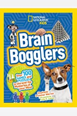 Brain Bogglers: Over 100 Games and Puzzles to Reveal the Mysteries of Your Mind Paperback