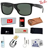Ray-Ban RB4165 Justin Sunglasses for Men and...