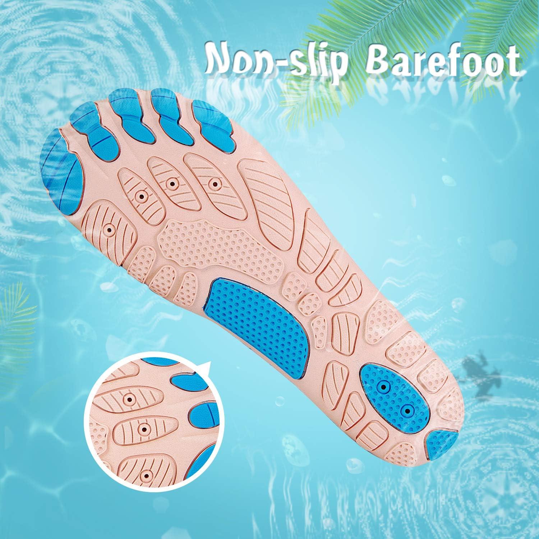 fitness escursionismo scarpe da spiaggia immersioni per piscina ad asciugatura rapida trekking surf Scarpe da mare da uomo a piedi nudi
