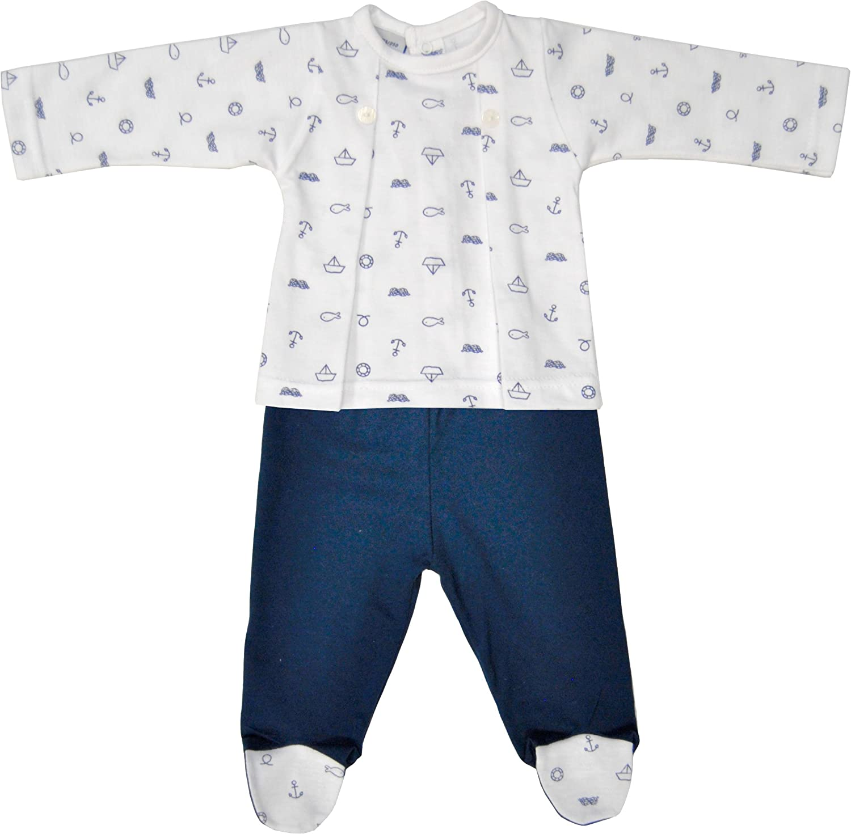 Babidu Conjuntos de Pijama Unisex beb/é