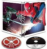 【Amazon.co.jp限定】スパイダーマン:ホームカミング 4K ULTRA HD & ブルーレイセット スチールブック仕様(初回生産限定) [4K ULTRA HD + Blu-ray] [Steelbook]