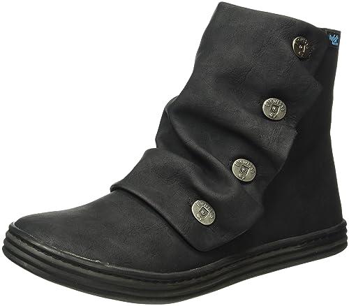 Blowfish RABBIT - Botines Mujer, color Negro, talla 37 EU: Amazon.es: Zapatos y complementos