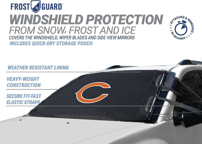 Tridge Auto Front Windschutzscheibe Schneedecke Friseur-Tools Clipart Frost Guard Protector