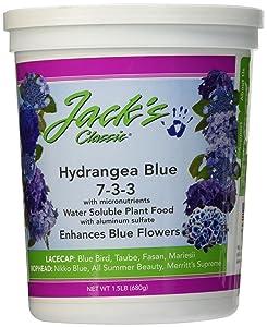 JR Peters Inc 59324 Jacks Classic Hydrangea Fertilizer