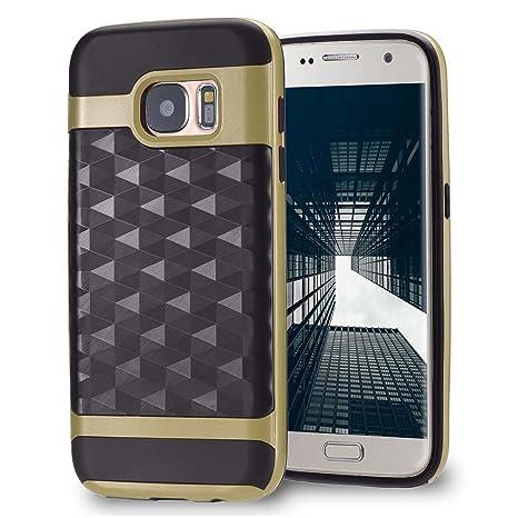 Lincivius Funda Samsung S7, Fundas Galaxy S7 Carcasa [Design ...