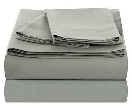 Outlast All Season Temperature Regulating Sheet Set in Stone, King