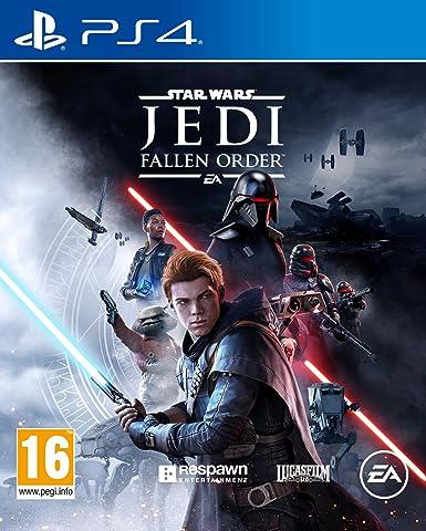 Todo para el streamer: Star Wars Jedi Fallen Order - PS4