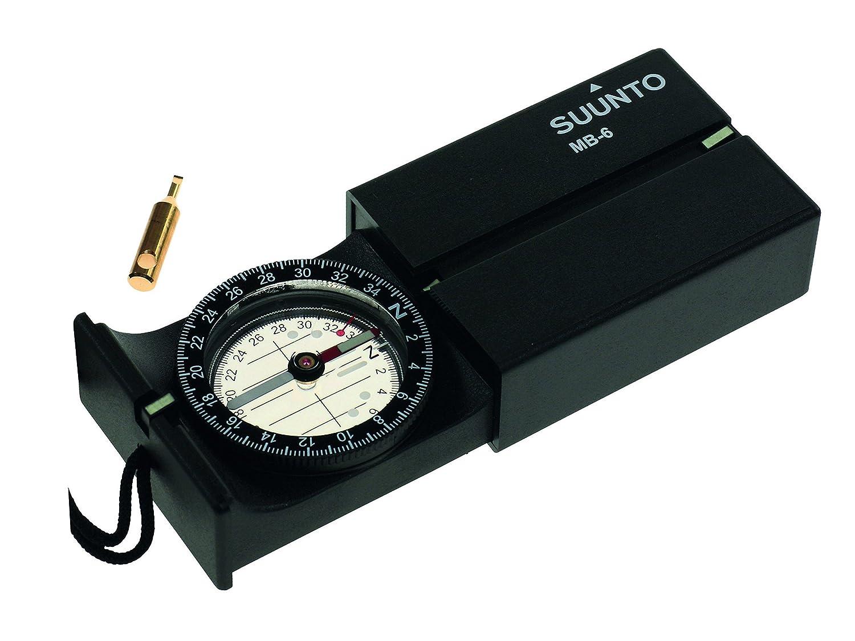 Suunto Kompass Suunto Kompass MB-6 NH schwarz One size SS010605011