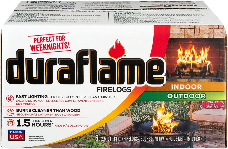 Duraflame Firelog Fire Starter for Camping
