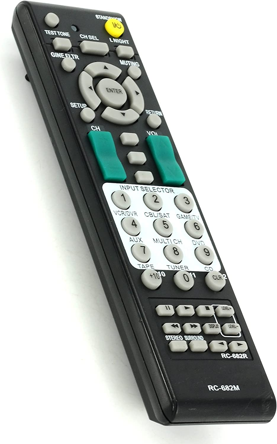 Control Remote Para Receptor De Audio Video Onkyo Ht-r340...