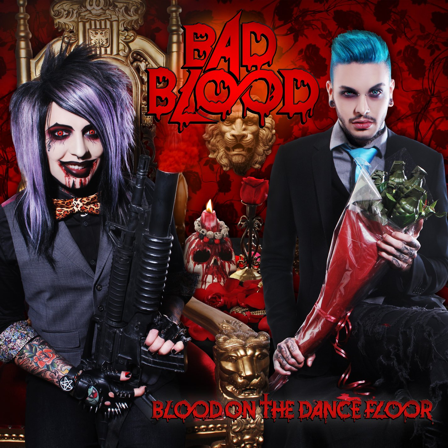 Blood On The Dancefloor Bad Blood Amazon Com Music